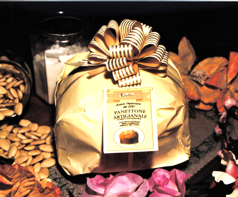 panettone tradizionale dolciaria dalba