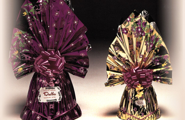 Art. 105 – 102 campana cioccolato gr.1000 e gr.2500