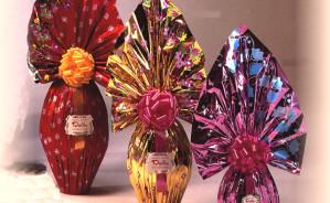 uova cioccolato fazzoletto dalba Art.055(gr.3500) – 050(gr.2500) – 045(gr.1800)