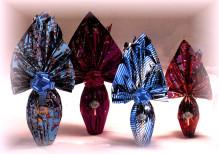 Art. 525 – 530 – 535 – 540  uova cioccolato