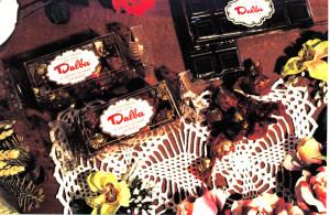 Art. 345 Boeri con ciliegia di cioccolato puro fondente
