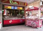 Apertura gelateria DALBA  a  Gatteo Mare