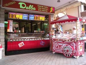gelateria artigianale dolciaria dalba