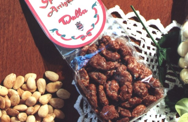Art.           sacchetto mandorle zuccherate gr.200