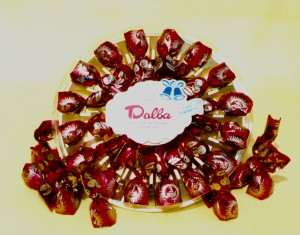 Art.318 Boeri cioccolatini fondenti con ciliegia dolciaria dalba