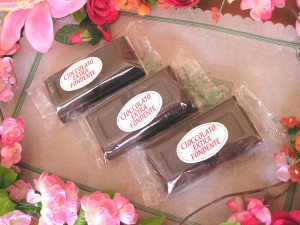 cioccolato dadoni gr.150 fond