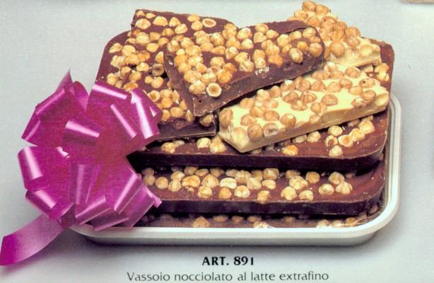 Art. 891  VASSOIO NOCCIOLATO  Kg.3