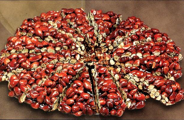 Art.1020 Torta croccante mandorla kg.1,600 12 fette
