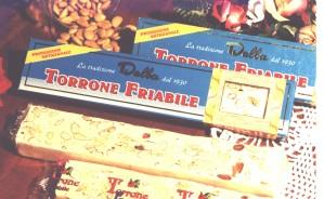 Art. 867 Torrone friabile astuccio gr.250