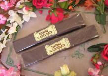 Art. 897 torrone tenero gr.150 ricoperto cioccolato
