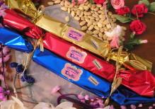 Art. 986 torrone tenero gr.200 incarto caramella fiocco colorato