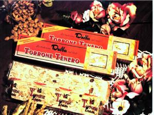 torrone TENERO ASTUCCIO gr.250 dolciaria dalba natale