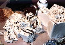 Art. 898 Blocco spezzato torrone mandorla friabile