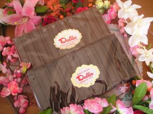 barre cioccolato g.500 dalba dolciaria