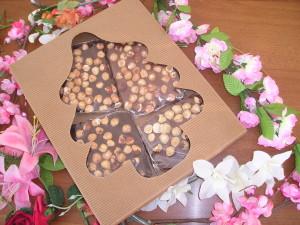 cioccolato nocciolato albero natale