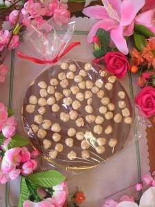 cioccolato nocciolato g.300 fiocco