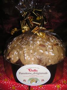 Panettone Kg.2 Tradizionale lievito naturale Dalba
