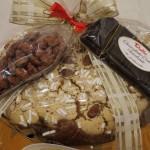 torrone + dalba + natale + panettone kg.2 + cioccolato .