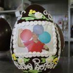 uovo+cioccolato+ decorato+ dalba+pasqua+11