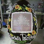 uovo+cioccolato+ decorato+ dalba+pasqua+13