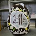 uovo+cioccolato+ decorato+ dalba+pasqua 4
