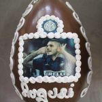uovo+cioccolato+ decorato+ dalba+pasqua+6