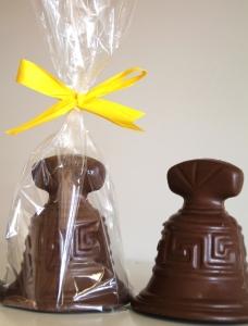 campanella-cioccolato-latte- pasqua-dalba