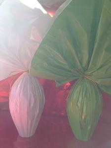 -uova -pasquali- g 350 verde o bianco - pasqua-