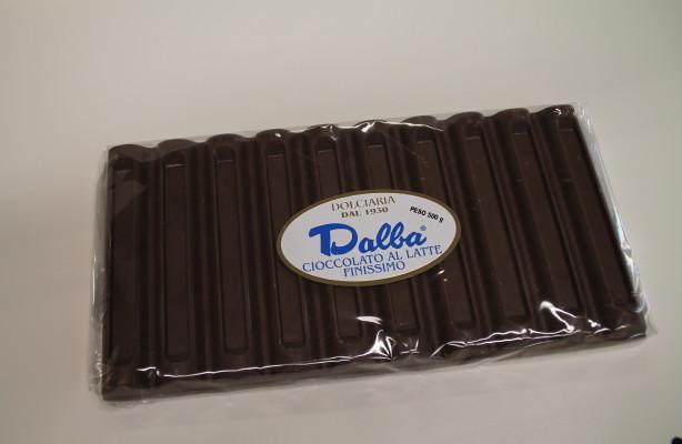 barra cioccolato g 500
