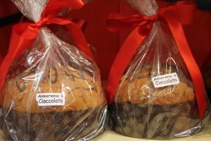 panettone- amarena -e- cioccolato -natale