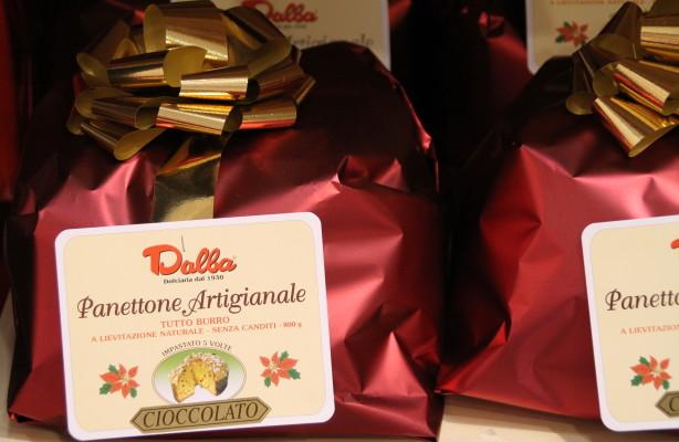 panettone gocce cioccolato pacco
