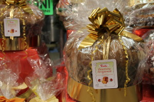 panettone -grosso - kg.5 - natale