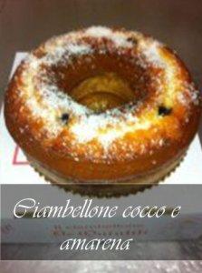 CIAMBELLONE -KG.2 - COCCO - AMARENA - DALBA