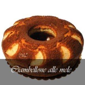 CIAMBELLONE -KG.2 - MELE - DALBA