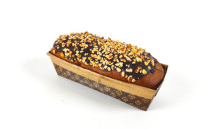 BAIETTO-artigianale  – chicchi di cioccolato -lievitazione naturale- prodotto dolciario da forno